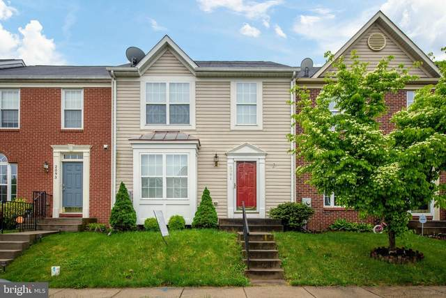 2091 Buell Drive, FREDERICK, MD 21702 (#MDFR264652) :: The Miller Team