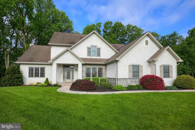 141 Swedesford Lane, MILLERSVILLE, PA 17551 (#PALA163398) :: Iron Valley Real Estate