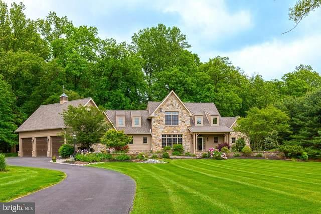 2 Blenheim Drive, DOYLESTOWN, PA 18902 (#PABU496960) :: Jason Freeby Group at Keller Williams Real Estate