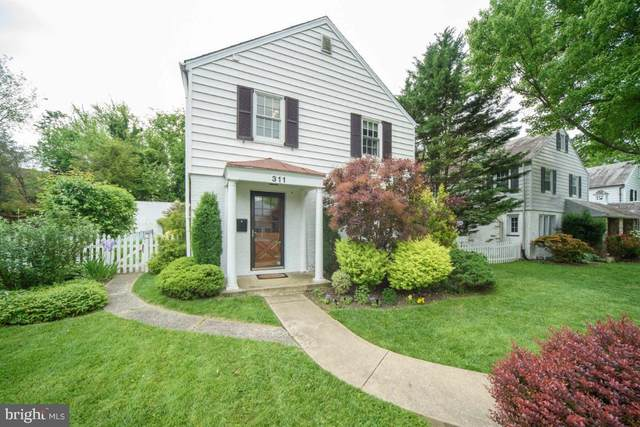 311 Woodbourne Avenue, BALTIMORE, MD 21212 (#MDBA511284) :: ExecuHome Realty