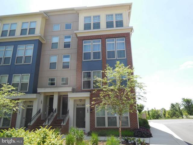 185 Copley Circle 28-A, GAITHERSBURG, MD 20878 (#MDMC708638) :: CR of Maryland