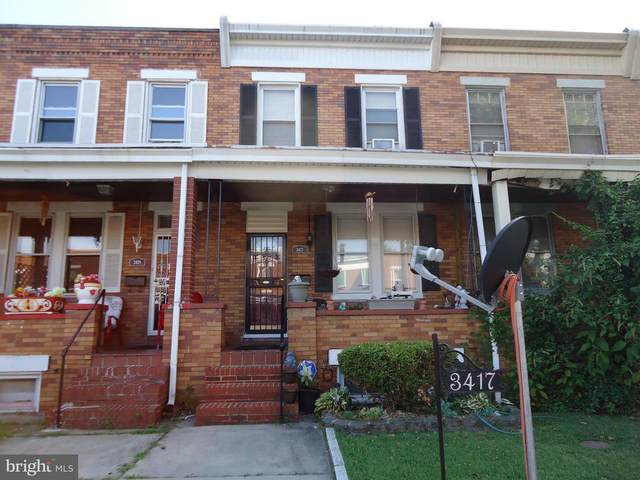 3417 Dudley Avenue, BALTIMORE, MD 21213 (#MDBA511286) :: The Miller Team