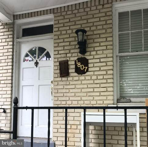 1807 36TH Street NW, WASHINGTON, DC 20007 (#DCDC470000) :: Mortensen Team