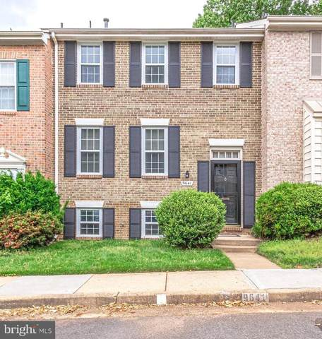 9641 Lindenbrook Street, FAIRFAX, VA 22031 (#VAFX1130306) :: Seleme Homes