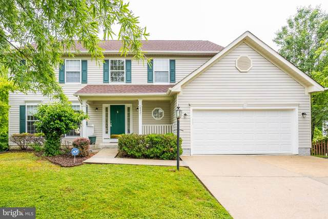 8437 Bates Drive, BOWIE, MD 20720 (#MDPG569322) :: The Miller Team