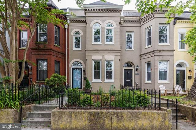 1379 F Street NE, WASHINGTON, DC 20002 (#DCDC470010) :: Erik Hoferer & Associates