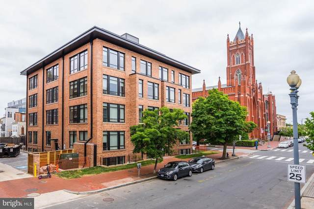 801 N NW #105, WASHINGTON, DC 20001 (#DCDC470016) :: Hill Crest Realty