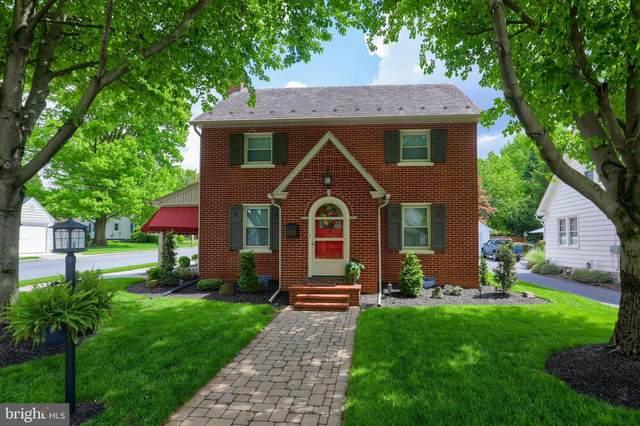 220 E 2ND Avenue, LITITZ, PA 17543 (#PALA163410) :: The Joy Daniels Real Estate Group