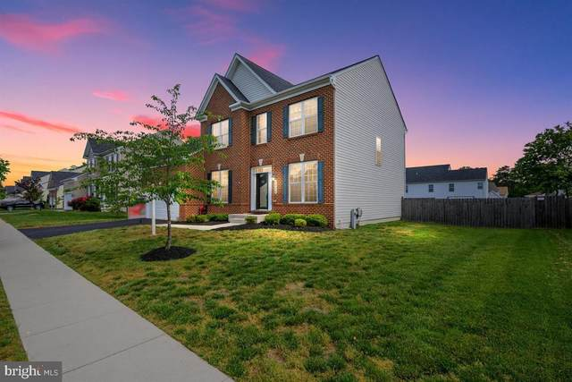 1528 Coldwater Reserve Crossing, SEVERN, MD 21144 (#MDAA434972) :: The Riffle Group of Keller Williams Select Realtors