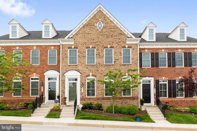 8113 Taylor Way #120, ELLICOTT CITY, MD 21043 (#MDHW279842) :: Corner House Realty