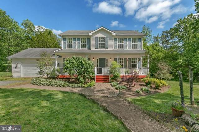 9371 Springs Road, WARRENTON, VA 20186 (#VAFQ165622) :: Eng Garcia Properties, LLC