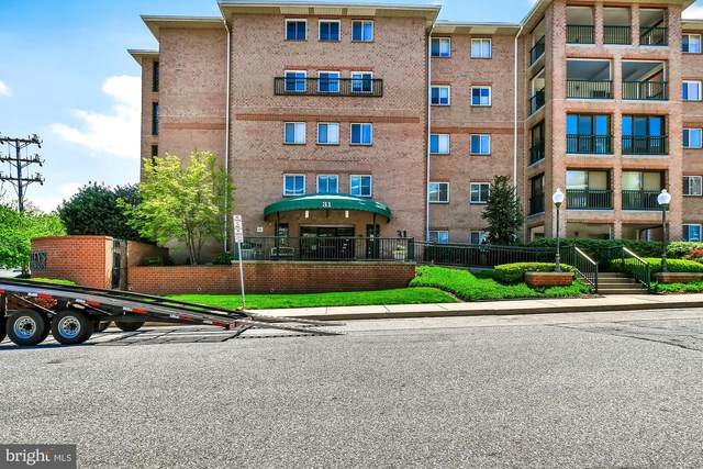 31 Lambourne Road #405, TOWSON, MD 21204 (#MDBC494914) :: The Miller Team