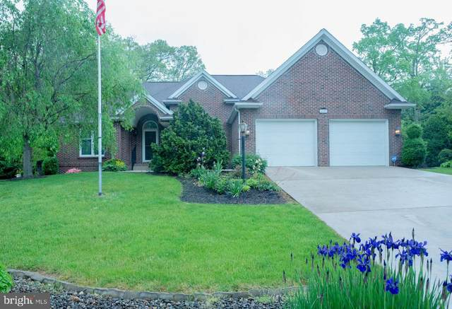 6757 Fairway Drive E, FAYETTEVILLE, PA 17222 (#PAFL172756) :: The Gus Anthony Team