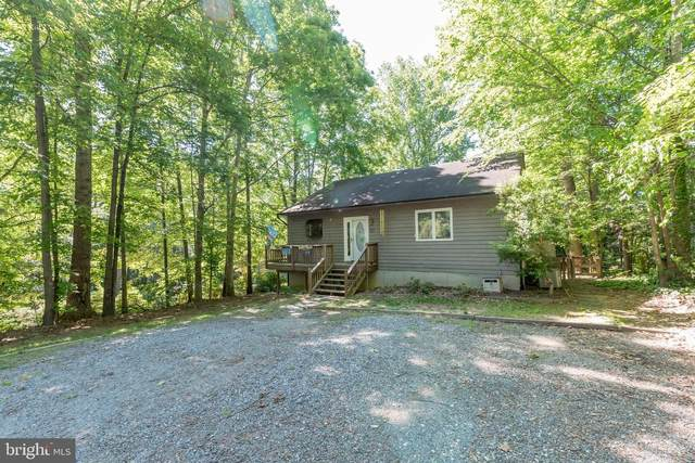 458 Lake Caroline Drive, RUTHER GLEN, VA 22546 (#VACV122262) :: ExecuHome Realty