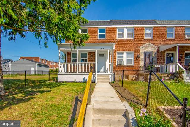 515 Old Riverside Road, BALTIMORE, MD 21225 (#MDAA434988) :: Network Realty Group