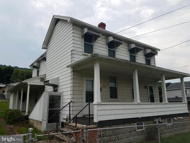 209 Walnut Street, WESTERNPORT, MD 21562 (#MDAL134310) :: ExecuHome Realty