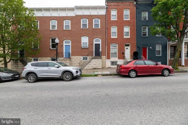 111 N Chester Street, BALTIMORE, MD 21231 (#MDBA511326) :: SURE Sales Group