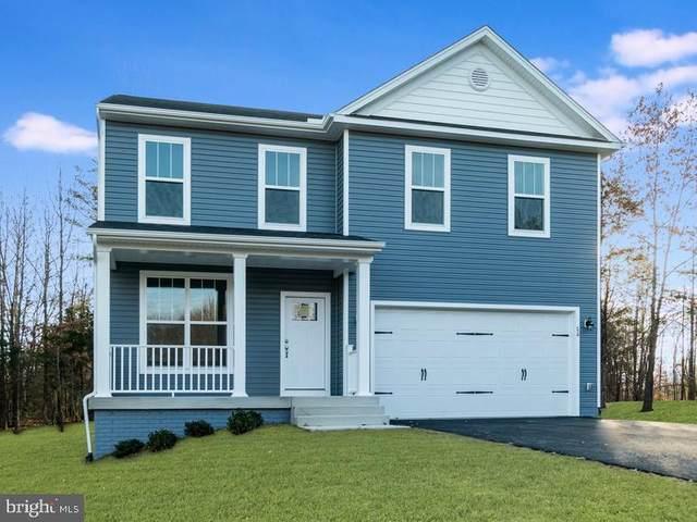 12 St James Court, STAFFORD, VA 22556 (#VAST222178) :: Blackwell Real Estate