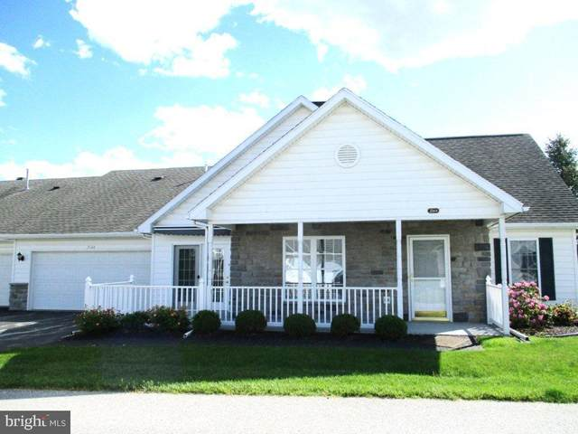 2166 Knobhill Road, YORK, PA 17403 (#PAYK138066) :: Iron Valley Real Estate