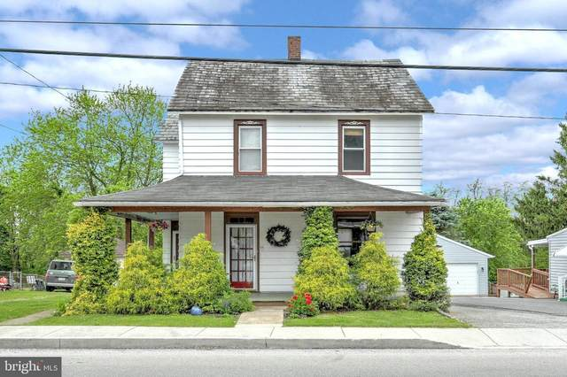 64 S Main Street, STEWARTSTOWN, PA 17363 (#PAYK138068) :: TeamPete Realty Services, Inc