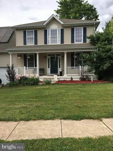 601 Brookridge Drive, BOONSBORO, MD 21713 (#MDWA172462) :: Tessier Real Estate