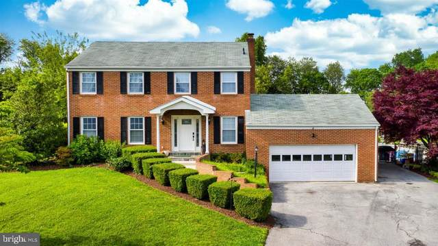 10412 Pleasant Vista Drive, FREDERICK, MD 21701 (#MDFR264688) :: Arlington Realty, Inc.
