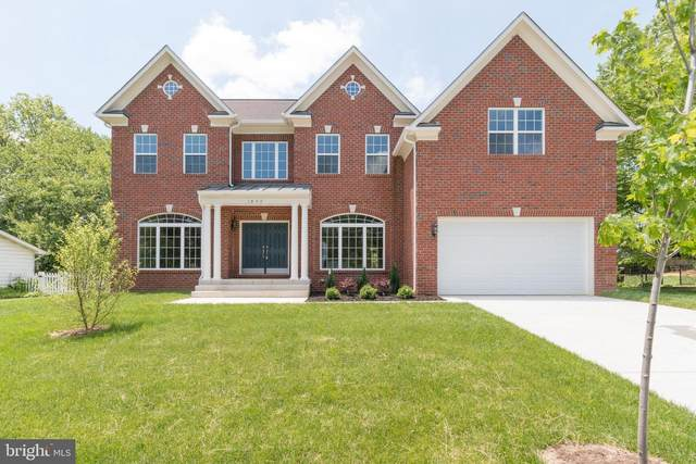 1802 Great Falls Street, MCLEAN, VA 22101 (#VAFX1130394) :: City Smart Living
