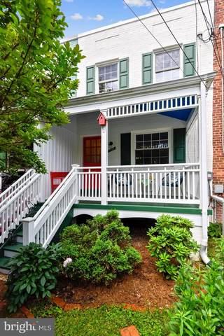 1736 Price Street, ALEXANDRIA, VA 22301 (#VAAX246566) :: The Piano Home Group