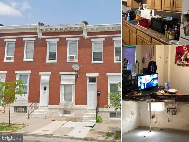 705 N Lakewood Avenue, BALTIMORE, MD 21205 (#MDBA511338) :: Jacobs & Co. Real Estate