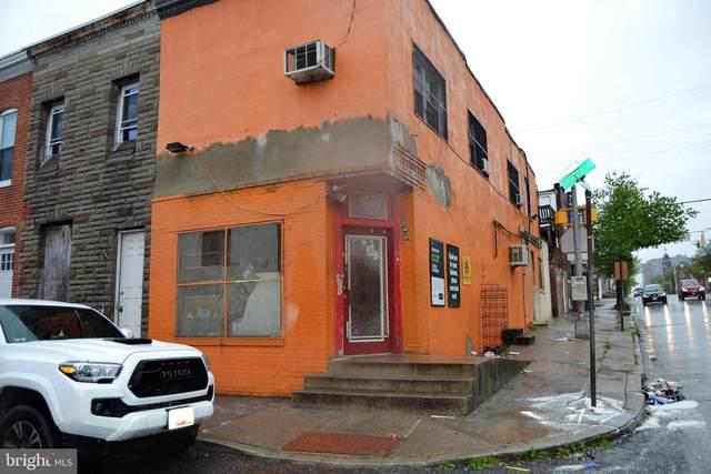 246 N Rose Street, BALTIMORE, MD 21224 (#MDBA511344) :: Jacobs & Co. Real Estate