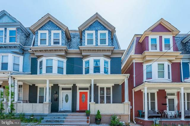 437 Harris Street, HARRISBURG, PA 17102 (#PADA121714) :: The Craig Hartranft Team, Berkshire Hathaway Homesale Realty