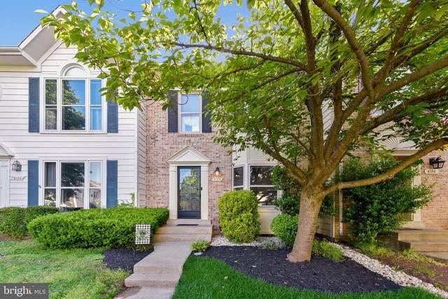 5128 Glen Meadow Drive, CENTREVILLE, VA 20120 (#VAFX1130410) :: Jacobs & Co. Real Estate