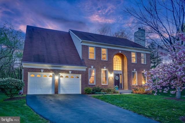 5104 Juglan Court, CENTREVILLE, VA 20120 (#VAFX1130412) :: The Piano Home Group