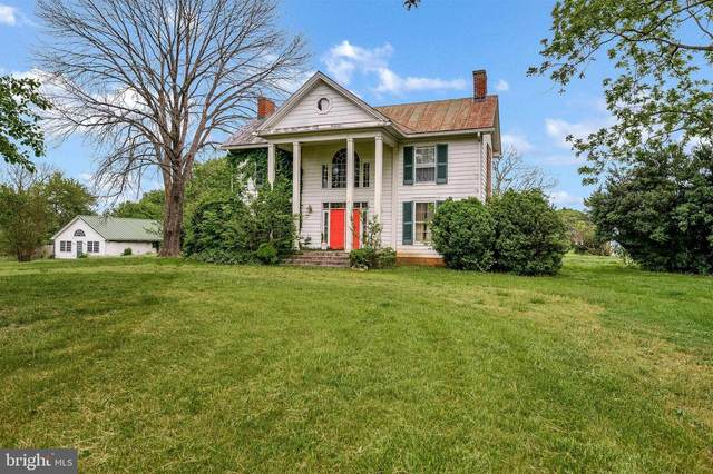16253 Marquis Road, ORANGE, VA 22960 (#VAOR136756) :: Jacobs & Co. Real Estate