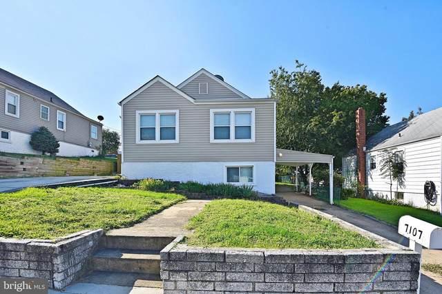 7107 Fait Avenue, BALTIMORE, MD 21224 (#MDBC494948) :: Revol Real Estate