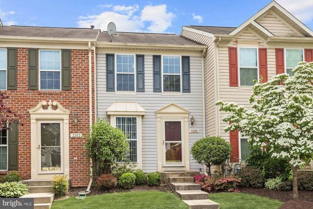 3205 Water Lily Court, LAUREL, MD 20724 (#MDAA435014) :: Great Falls Great Homes
