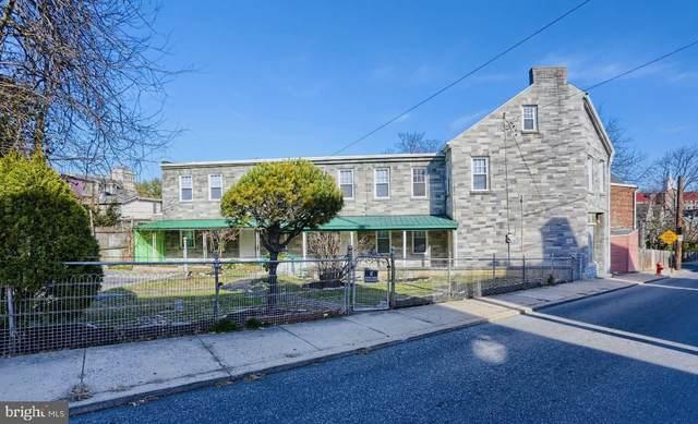215 W Strawberry Street, LANCASTER, PA 17603 (#PALA163450) :: Flinchbaugh & Associates