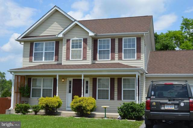 366 Ford Circle, INWOOD, WV 25428 (#WVBE177328) :: Pearson Smith Realty