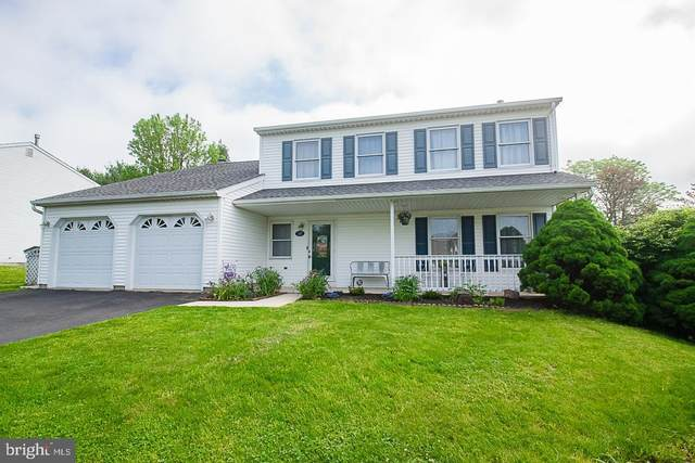 2147 Deer Ridge Drive, POTTSTOWN, PA 19464 (#PAMC649590) :: The John Kriza Team