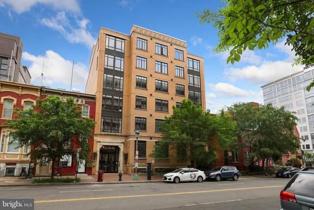 809 6TH Street NW #51, WASHINGTON, DC 20001 (#DCDC470078) :: Peter Knapp Realty Group