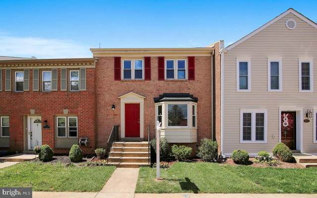 9130 Bobwhite Circle, GAITHERSBURG, MD 20879 (#MDMC708690) :: CR of Maryland