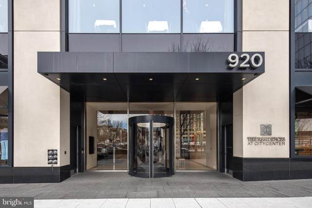 920 I Street NW #1007, WASHINGTON, DC 20001 (#DCDC470080) :: The Licata Group/Keller Williams Realty