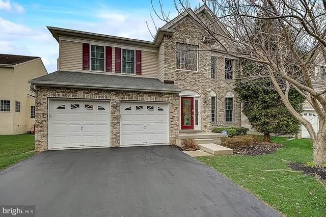 44 Lockwood Drive, PRINCETON, NJ 08540 (#NJME295896) :: Keller Williams Real Estate