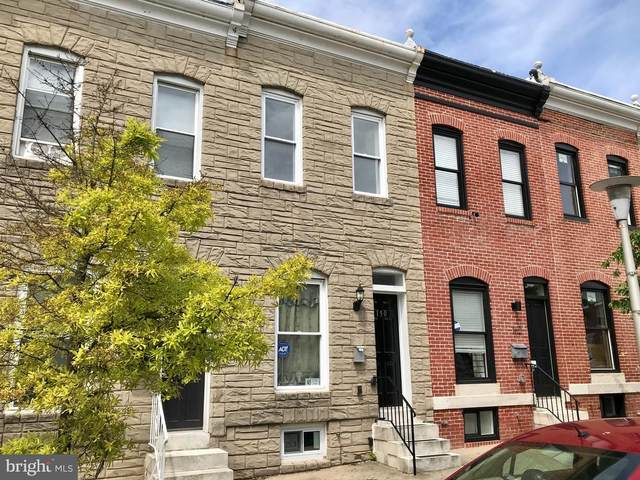 150 N Potomac Street, BALTIMORE, MD 21224 (#MDBA511382) :: The Maryland Group of Long & Foster Real Estate
