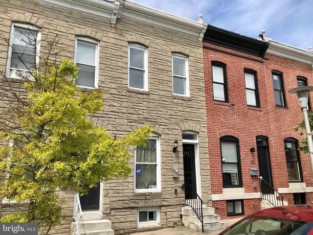 150 N Potomac Street, BALTIMORE, MD 21224 (#MDBA511382) :: Radiant Home Group