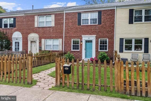 29 Mount Vernon Avenue, ALEXANDRIA, VA 22301 (#VAAX246578) :: Bic DeCaro & Associates