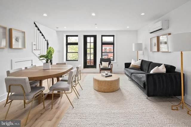 1739 Q Street NW #6, WASHINGTON, DC 20009 (#DCDC470134) :: Radiant Home Group