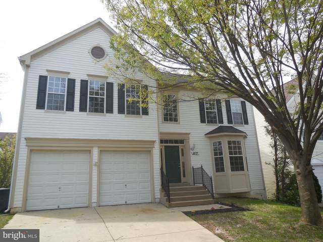307 Swarthmore Avenue, GAITHERSBURG, MD 20877 (#MDMC708730) :: Network Realty Group