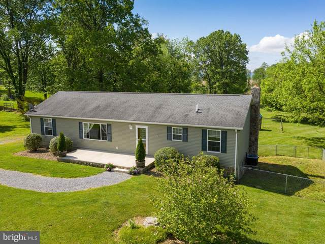 1890 Myerstown Road, CHARLES TOWN, WV 25414 (#WVJF138916) :: Network Realty Group