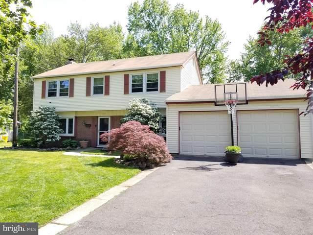 109 New Castle Lane, WILLINGBORO, NJ 08046 (#NJBL373142) :: A Magnolia Home Team
